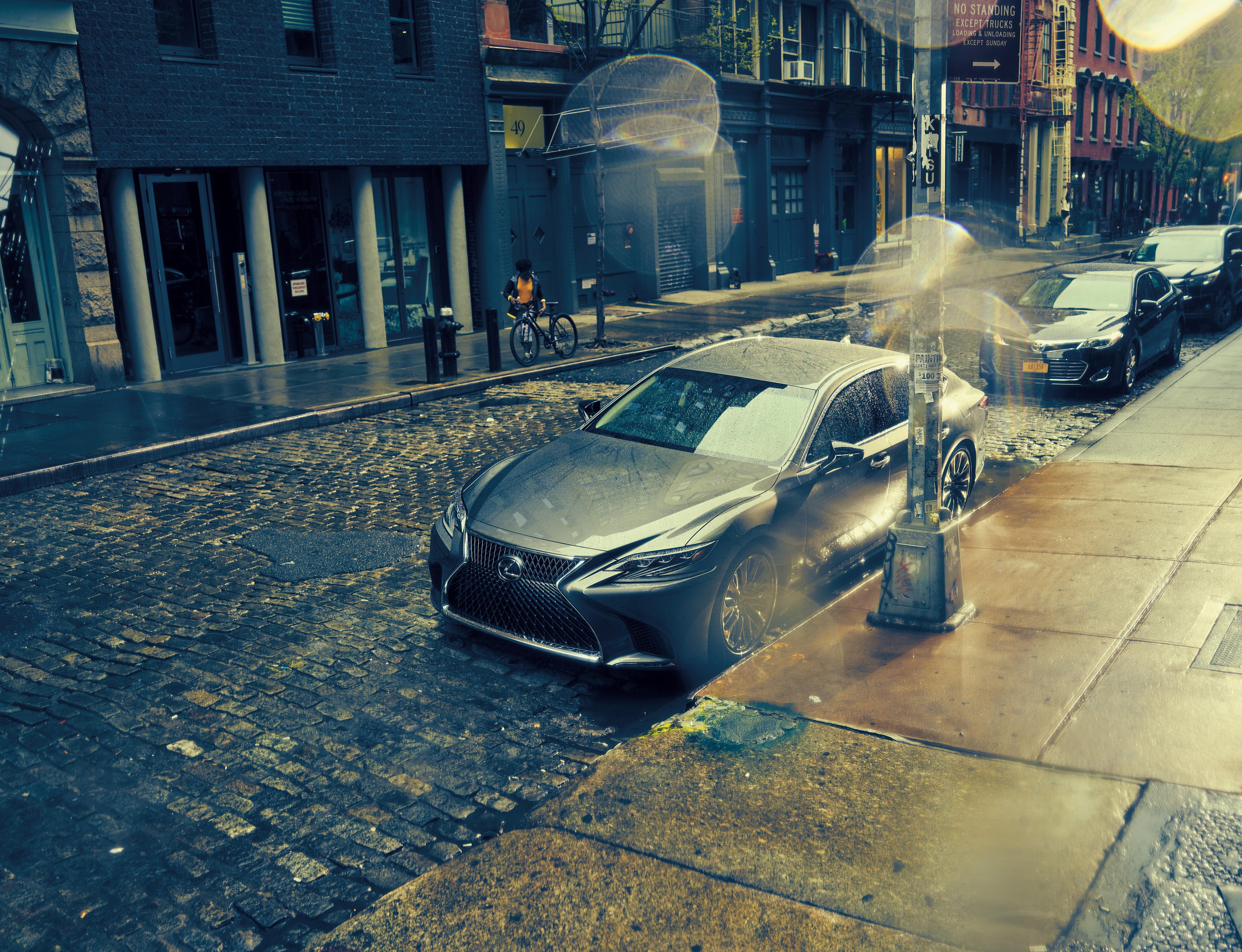 Lexus LS 500h - Autovisie.nl