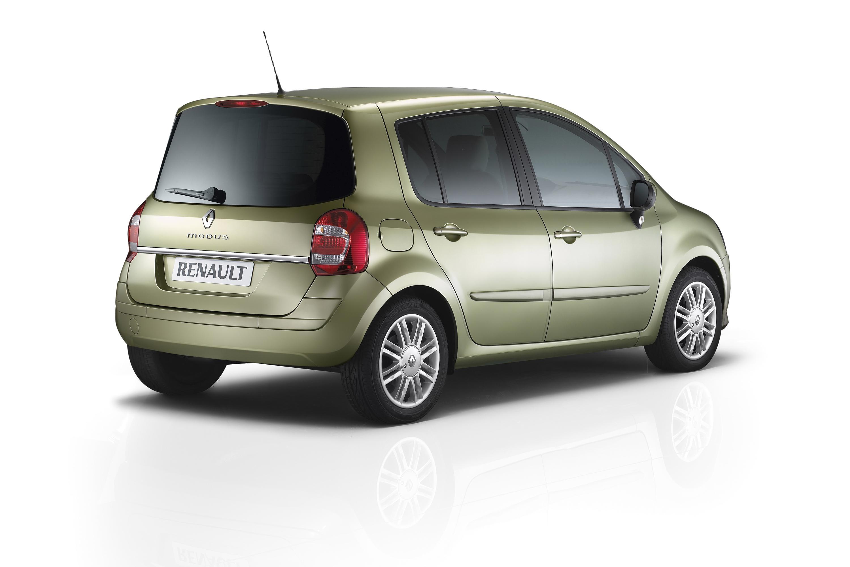 Renault Modus - Dossier Compacte Ruimtewagens 5000 euro - Autovisie.nl