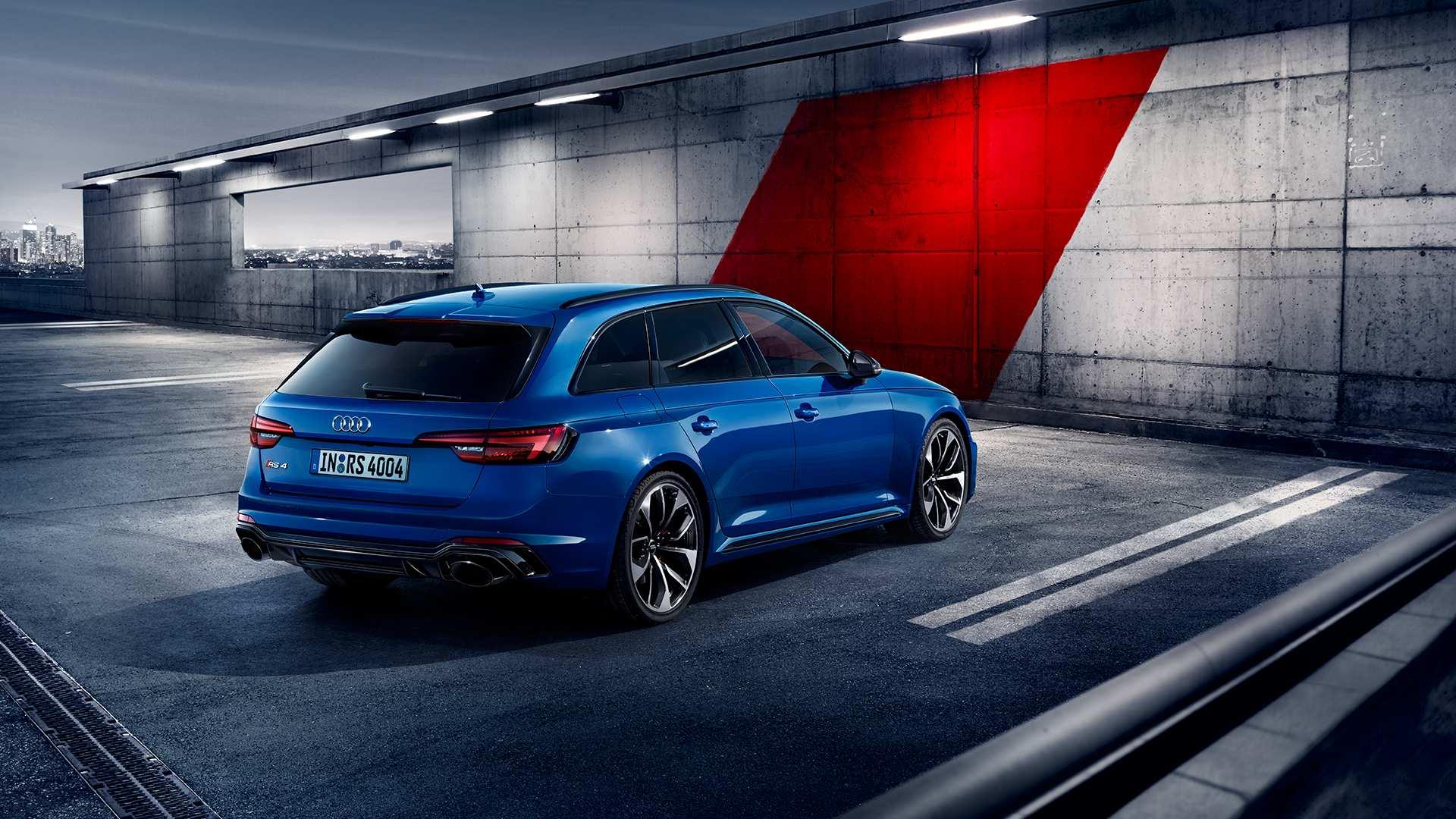 Audi RS4 Avant - Mercedes-AMG C 63 S Estate
