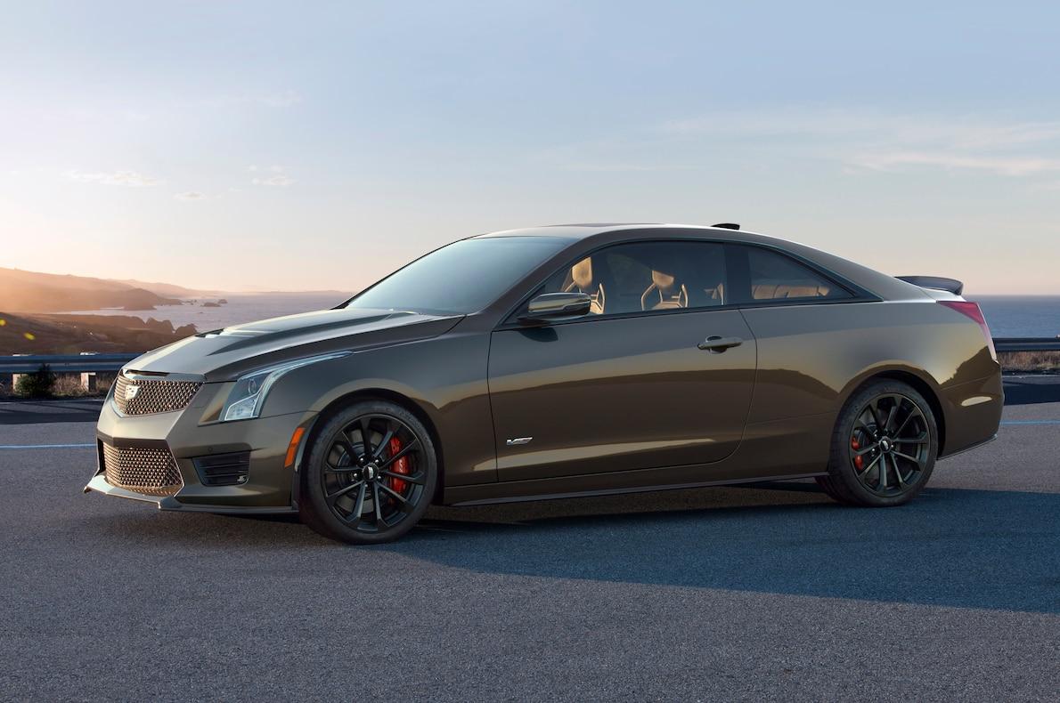 Cadillac ATS-V Pedestal Edition