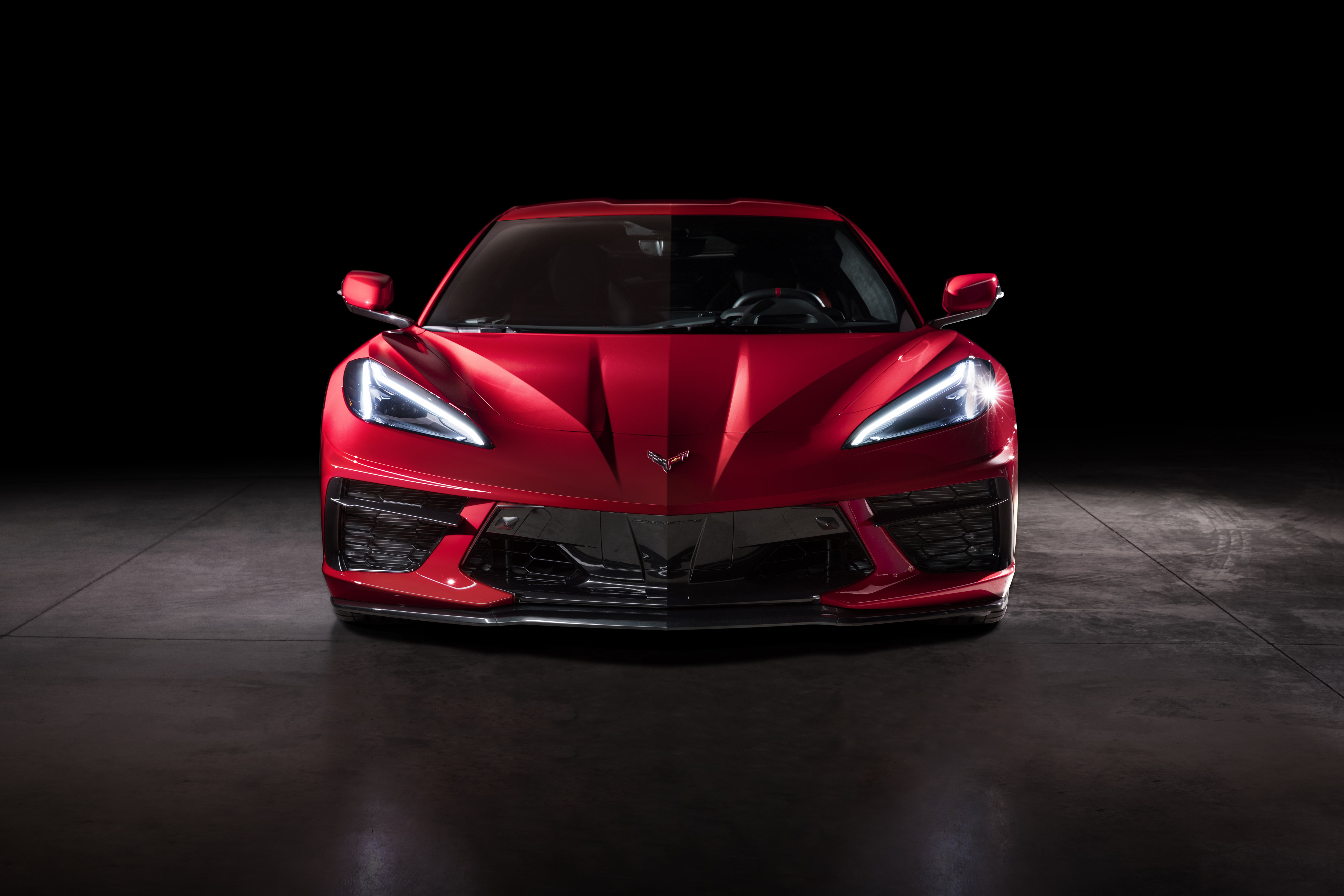 Chevrolet Corvette C8 Stingray C8