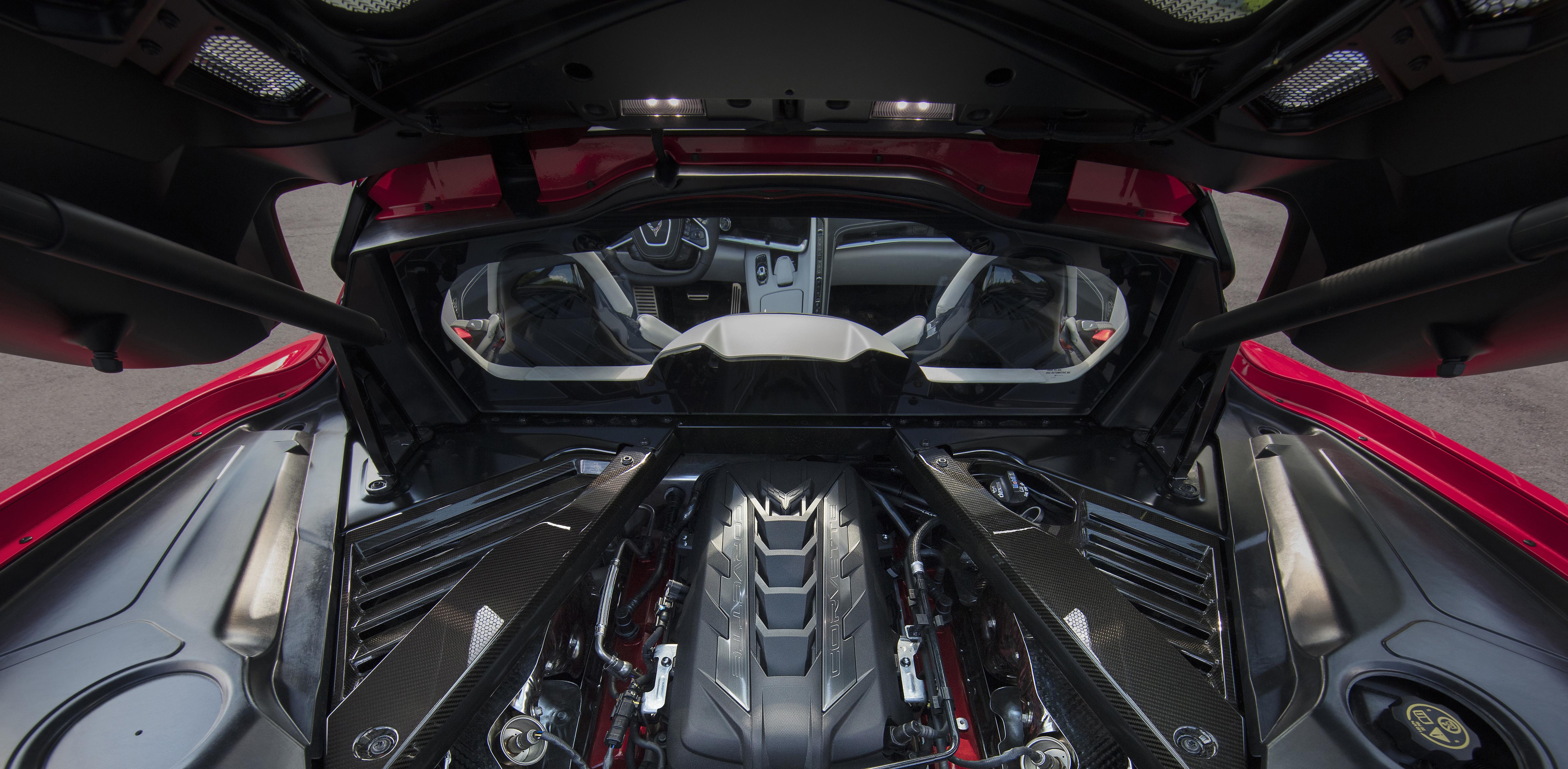 Chevrolet Corvette Stingray C8