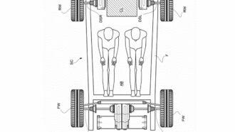 Ferrari elektrische auto