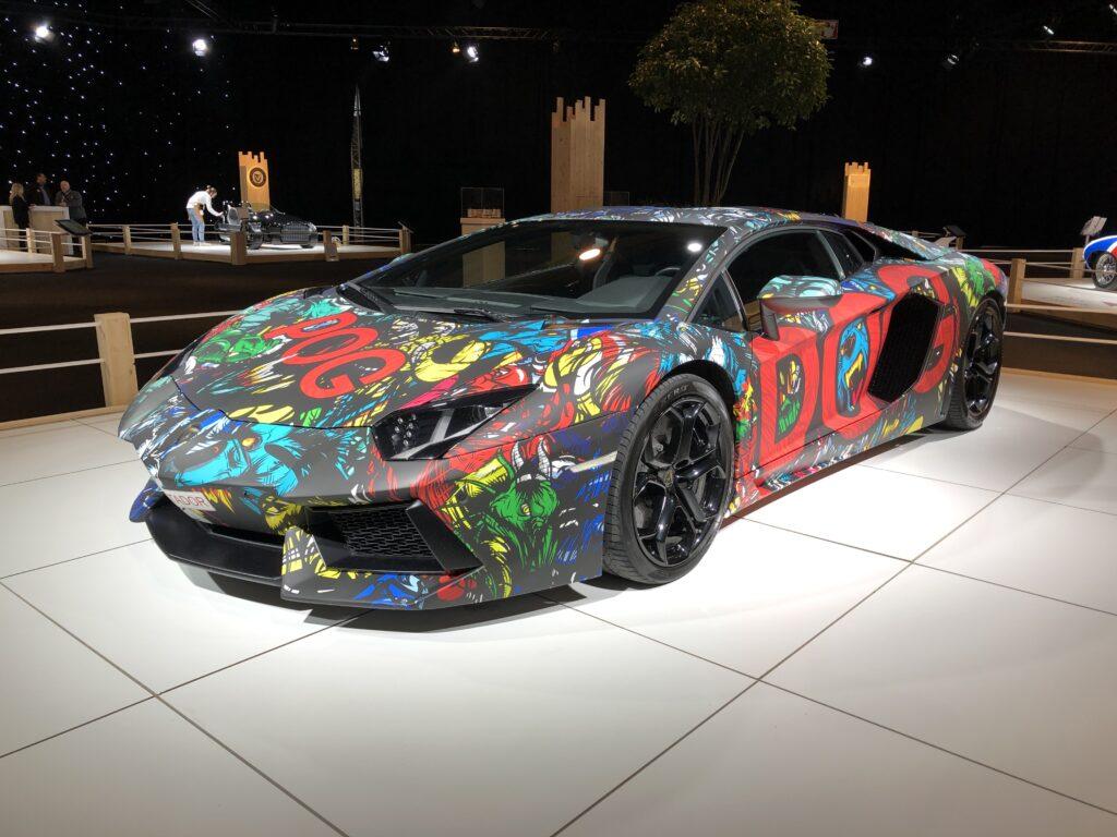 Lamborghini Aventador 'POG'