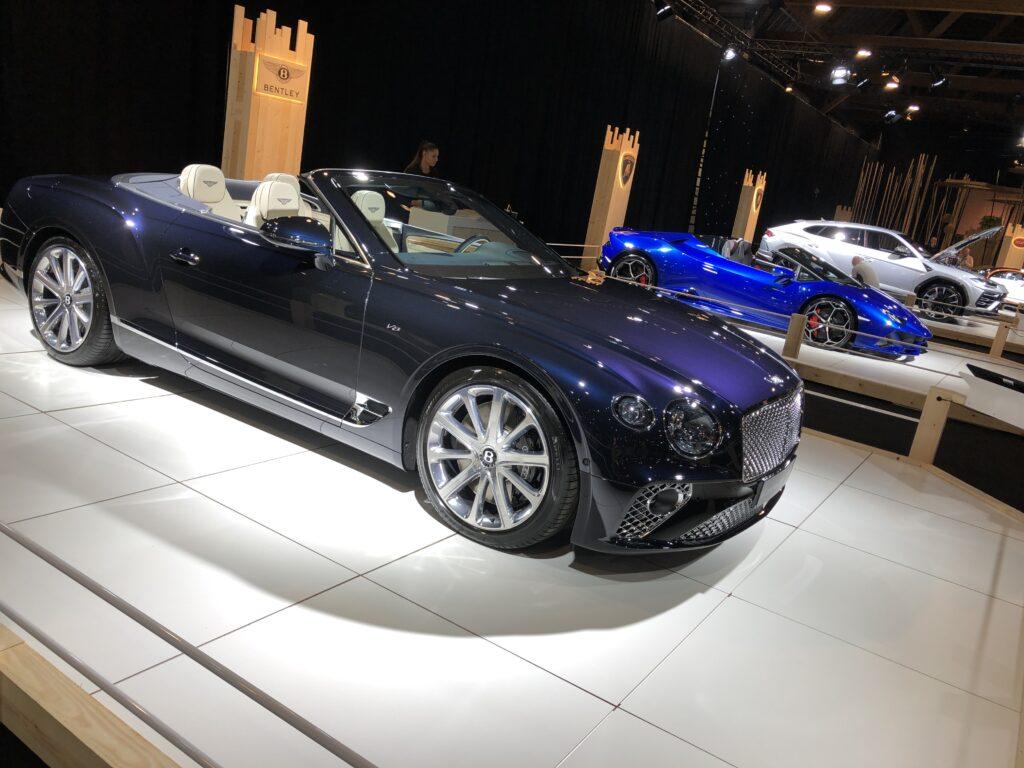 Bentley Continental GT Cabriolet