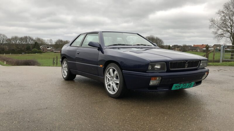 Maserati Ghibli GT