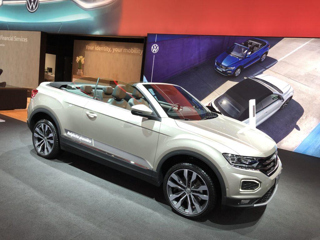 Volkswagen T-Roc Cabriol