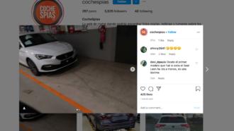 Instagram Seat Leon
