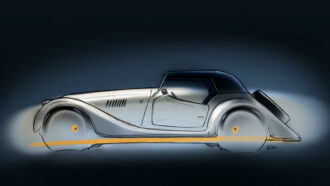 Morgan PLUS 4 70TH ANNIVERSARY EDITION auto