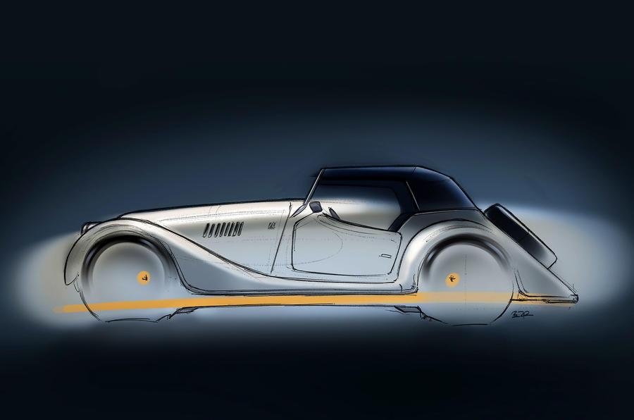 Morgan PLUS 4 70TH ANNIVERSARY EDITION auto