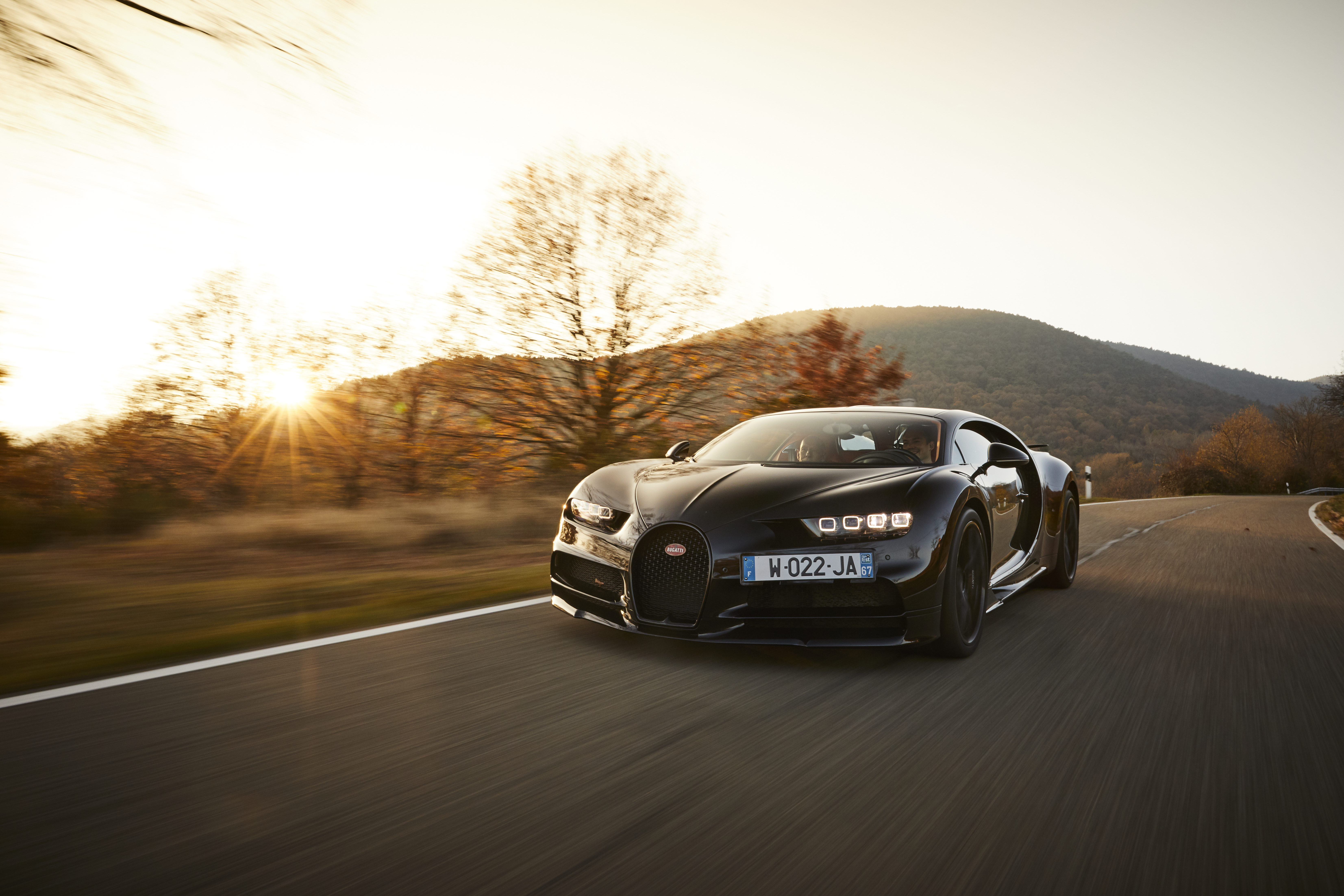 Bugatti Chiron snelste auto