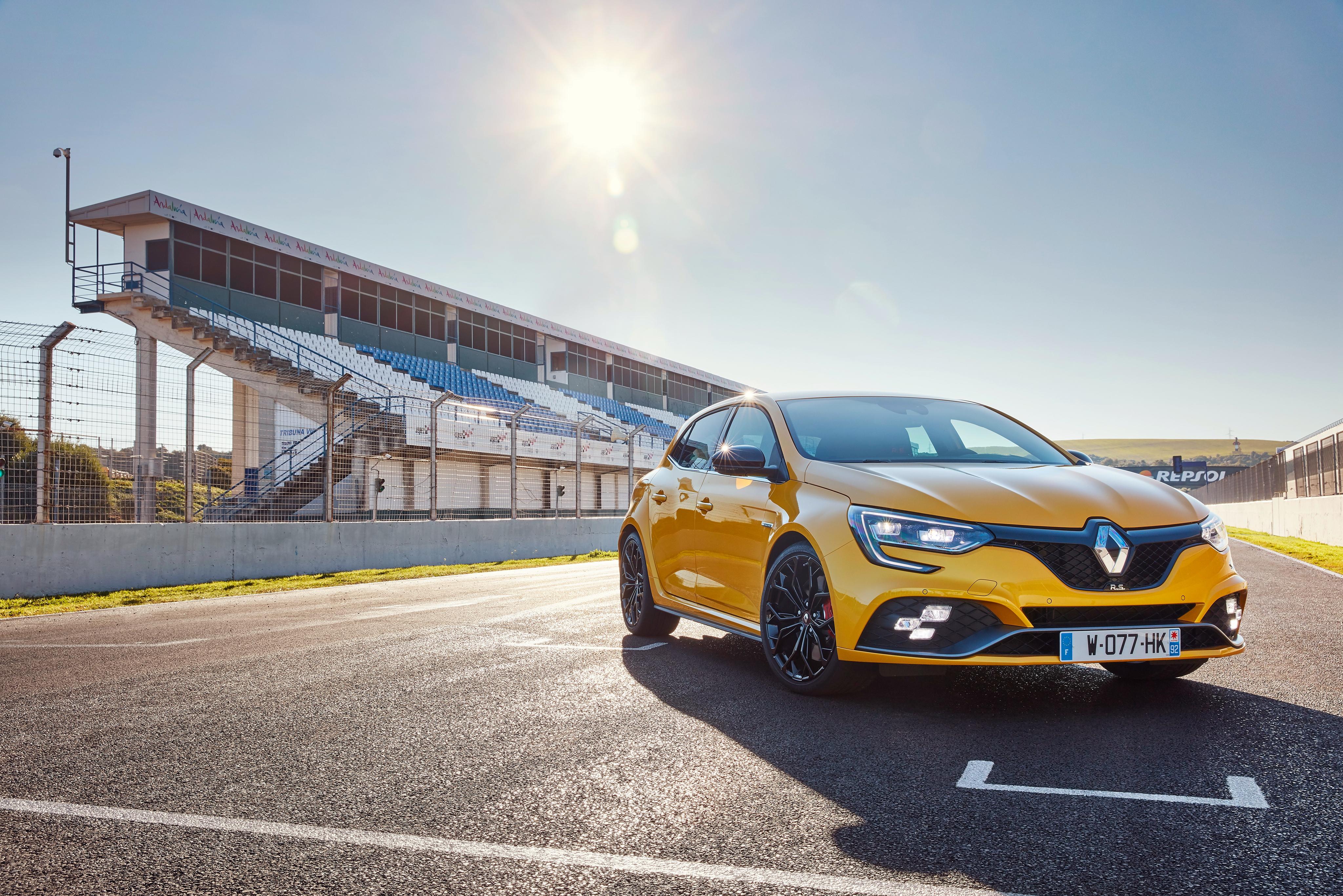 Renault Megane R.S. hot hatch