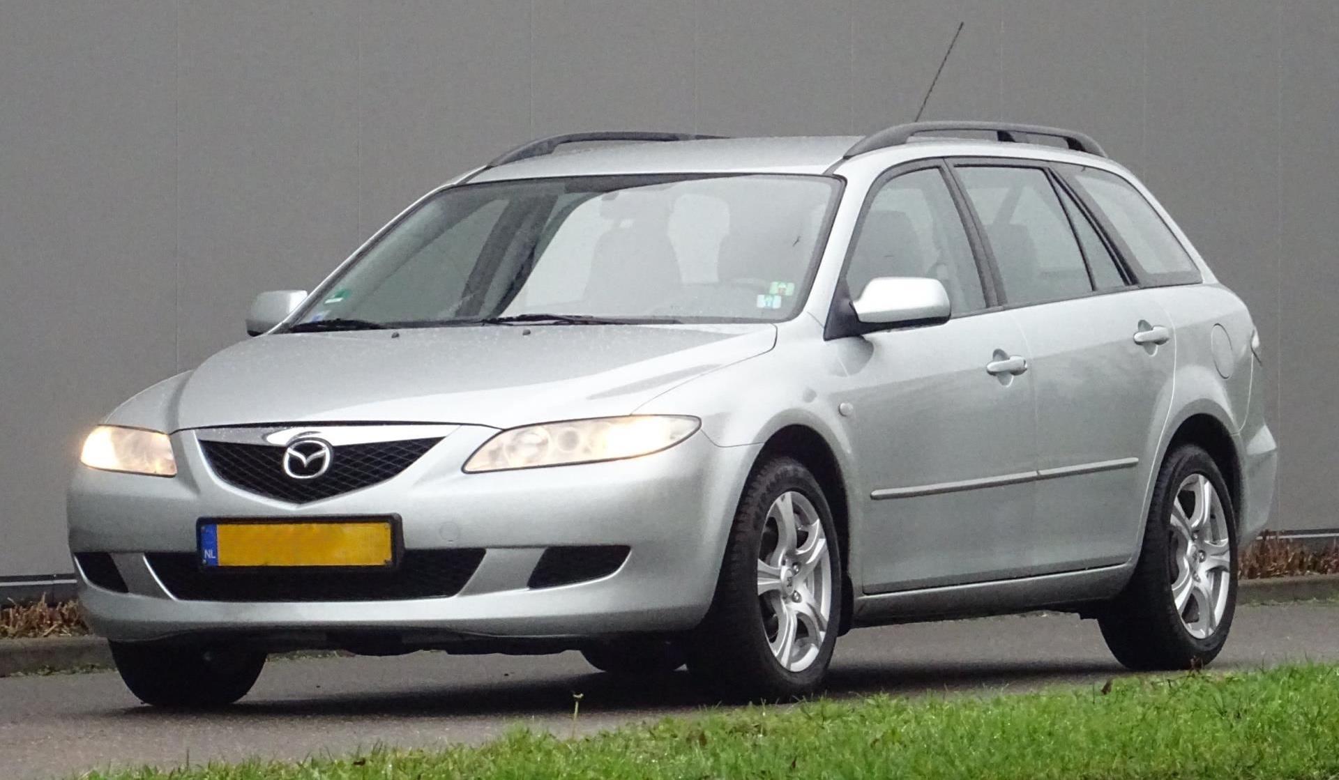 Mazda 6 Sportbreak 2007