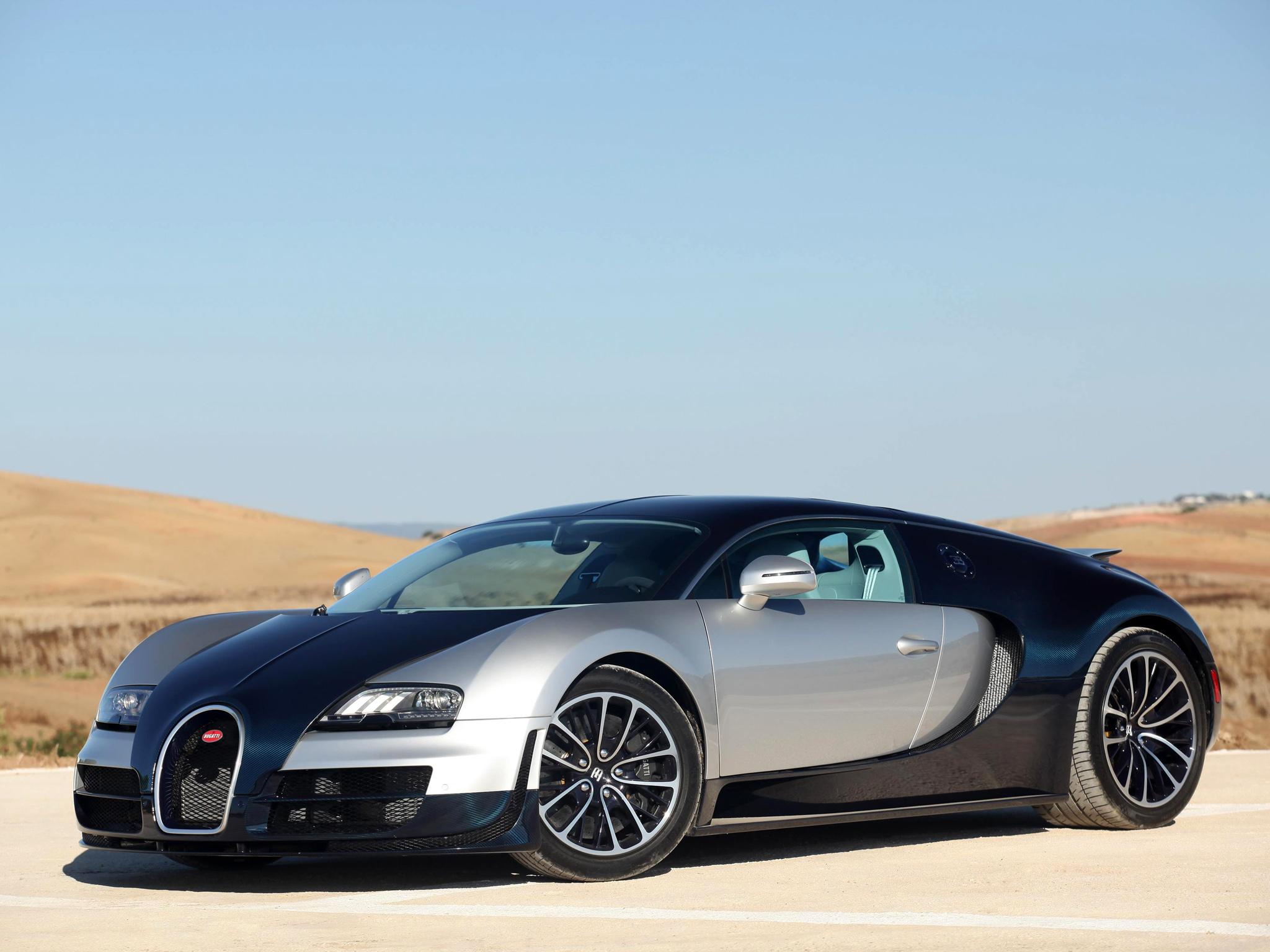 Bugatti Veyron Super Sport snelste auto