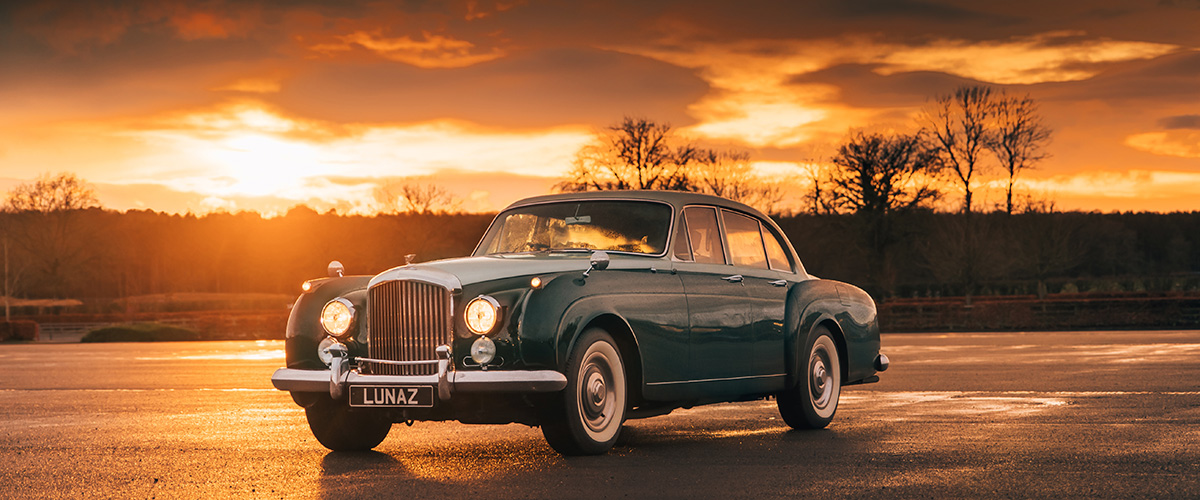 Lunaz Bentley S2 Flying Spur