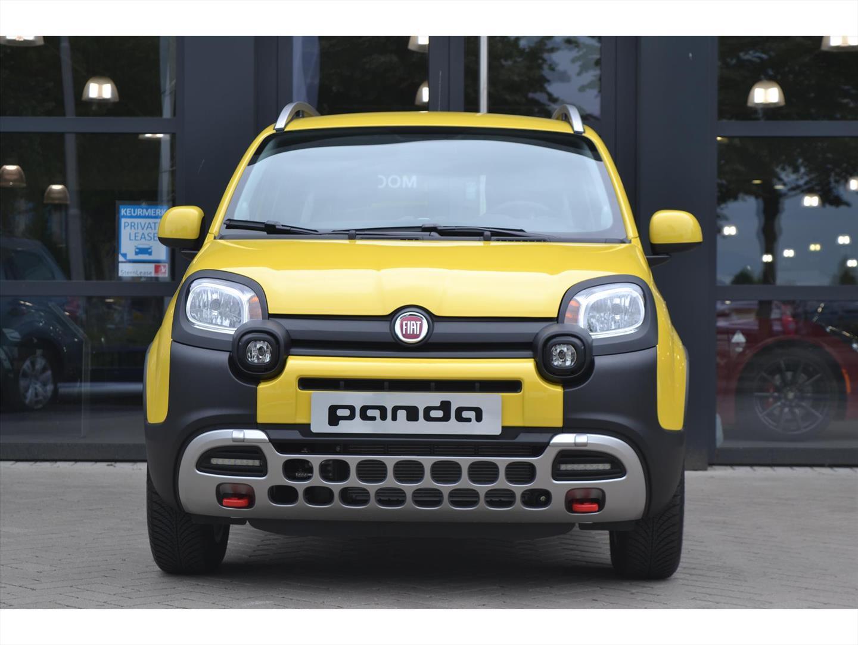 Fiat Panda kleur