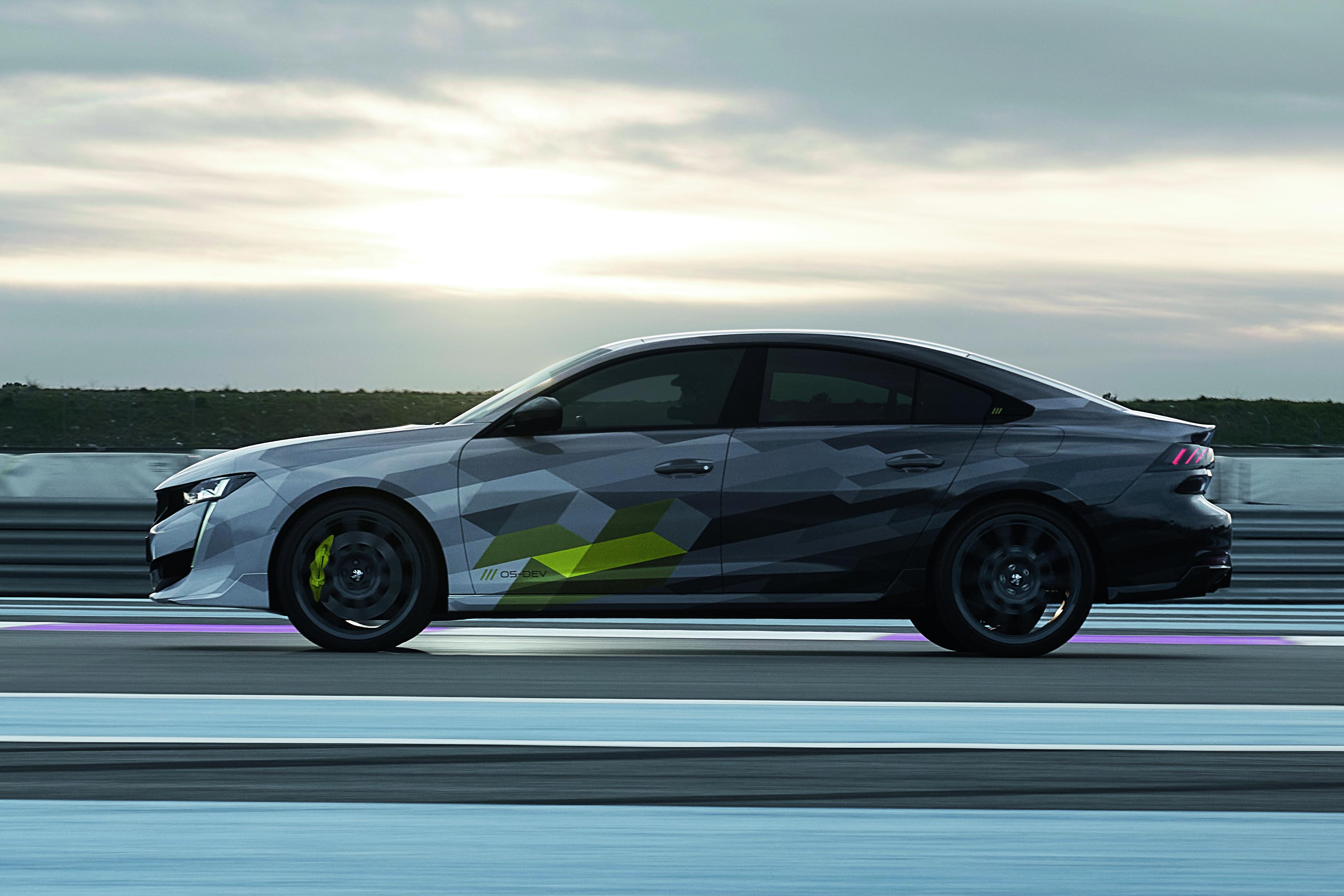 peugeot 508 Peugeot Sport engineerd