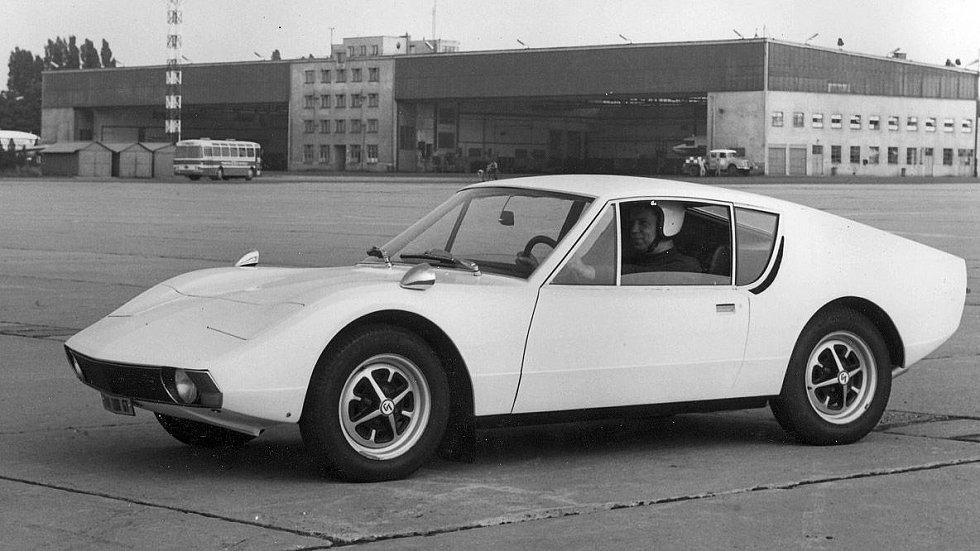 ÚMV / Skoda 1100 GT