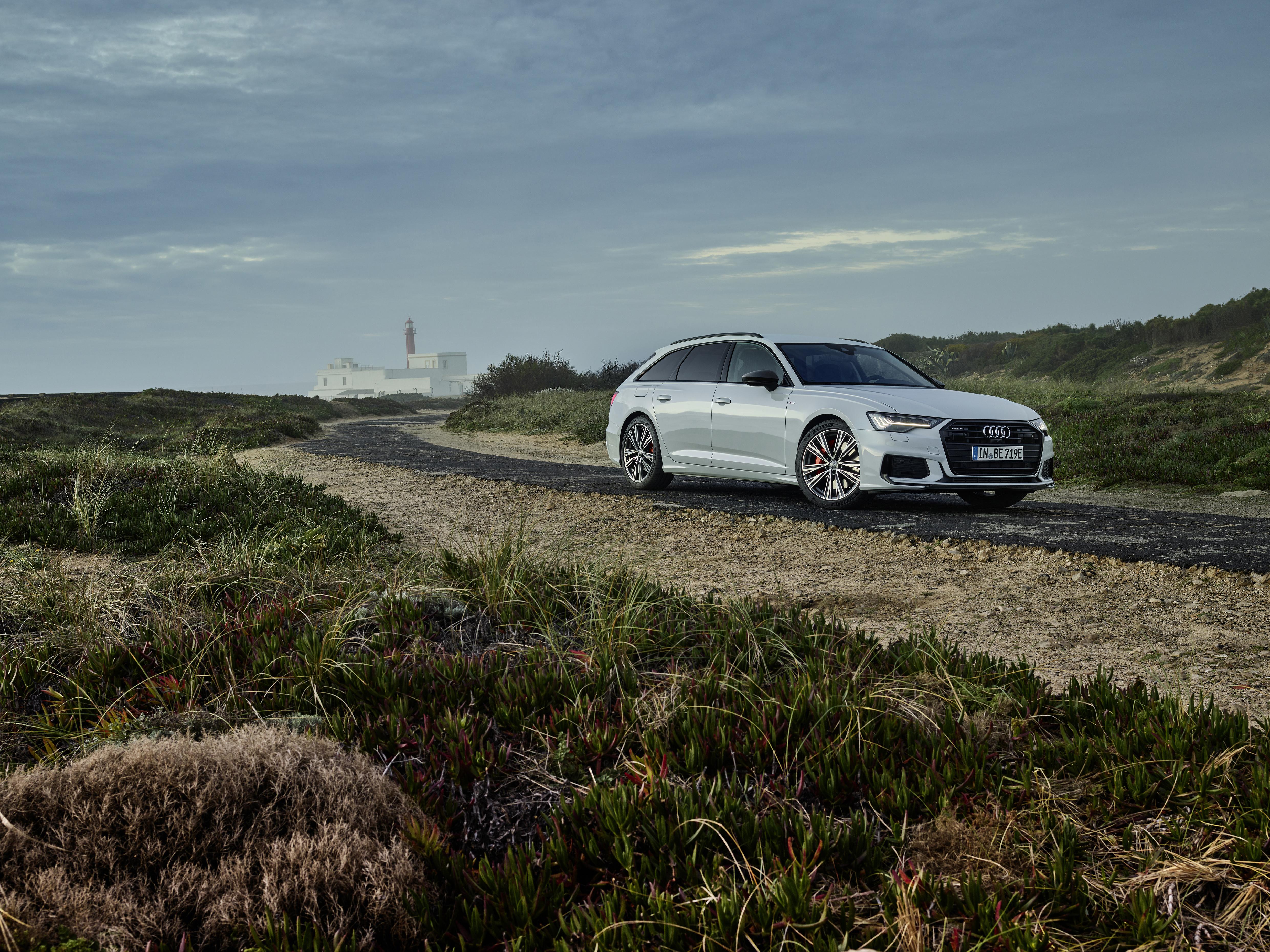 Audi A6 Avant 55 TFSI e