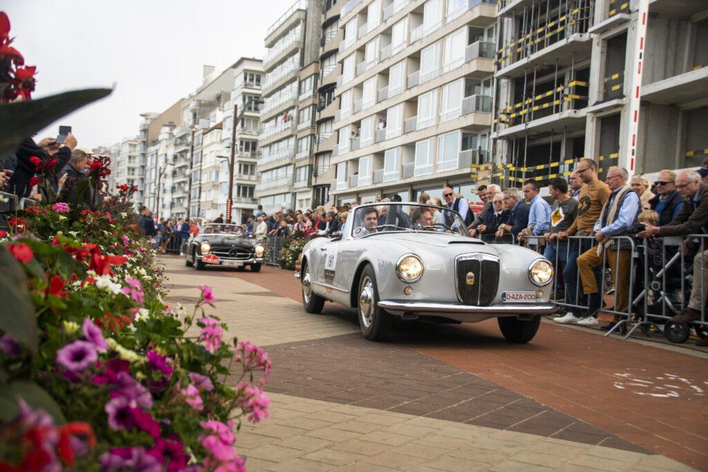 De Knokke Zoute Grand Prix: uniek in Europa, van ongekende klasse