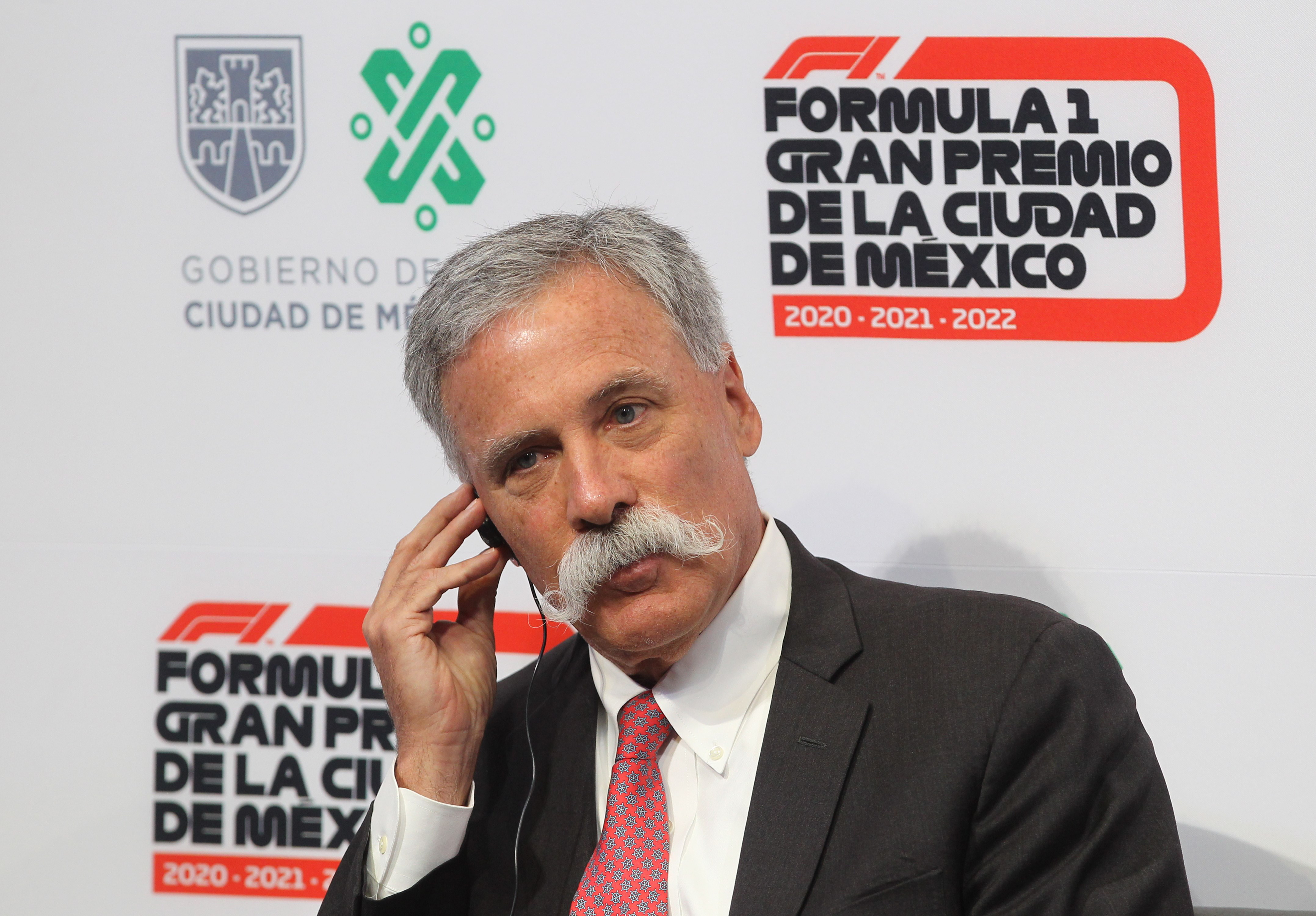 Formule 1 CEO Chase Carey