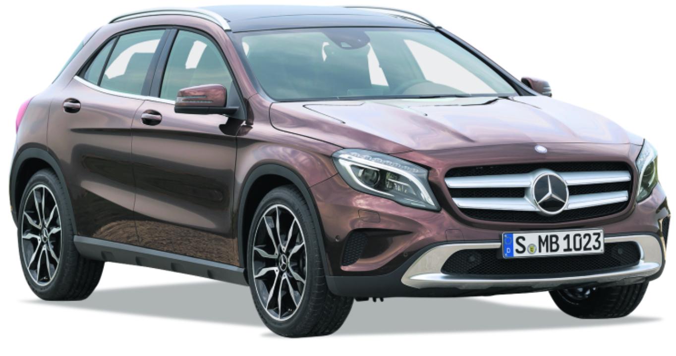Mercedes GLA occasions