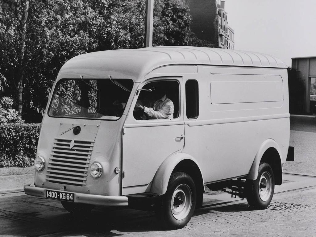 Renault 1000 kg