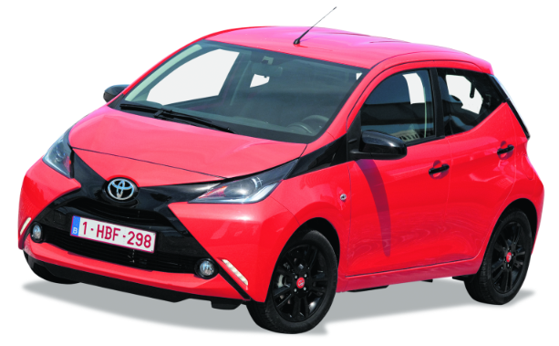 Toyota Aygo Occasions