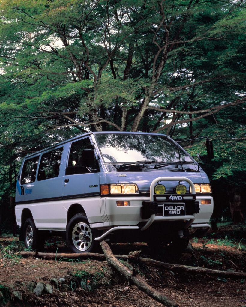 Mitsubishi Delica 4x4