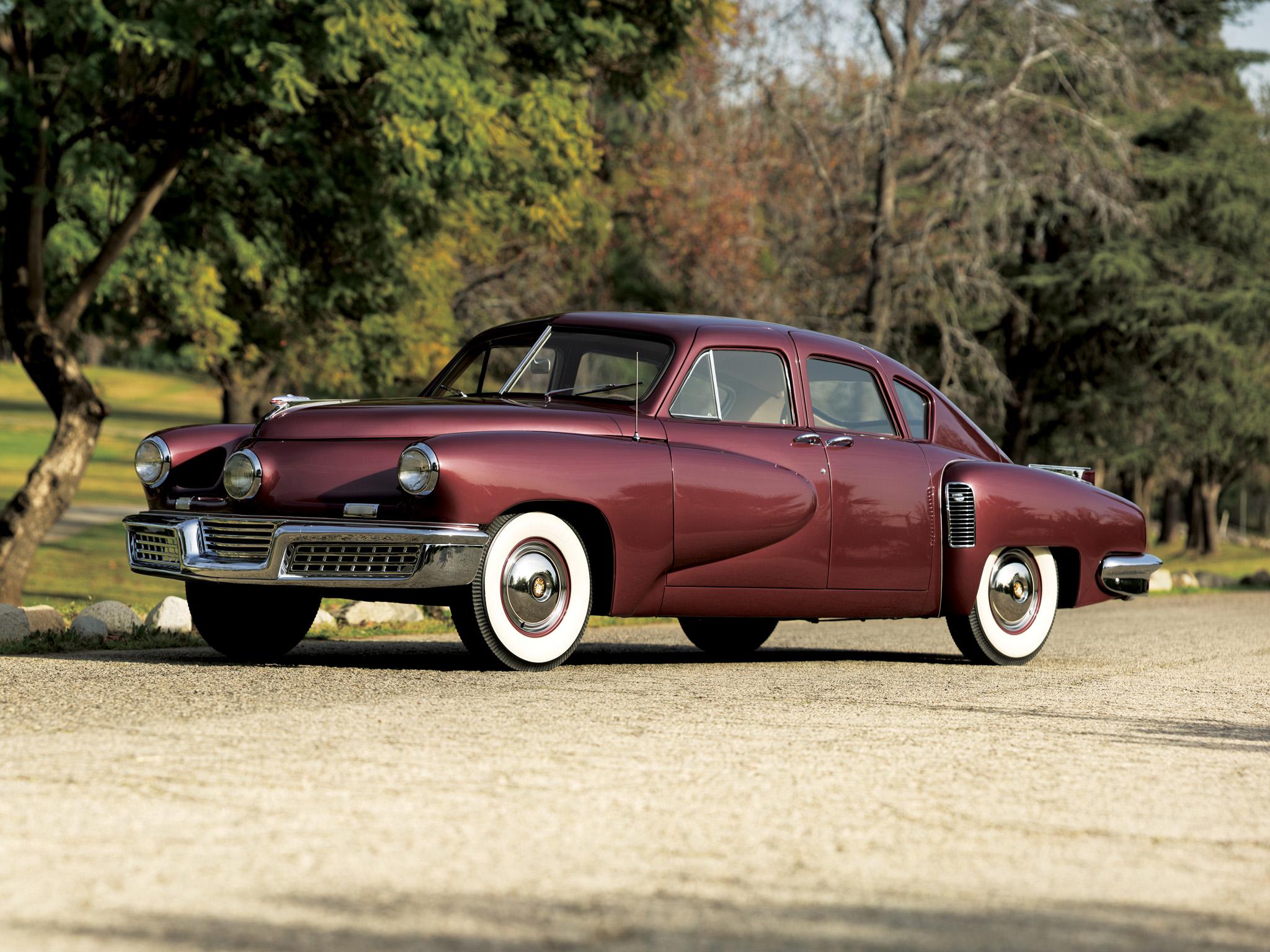 Tucker Sedan
