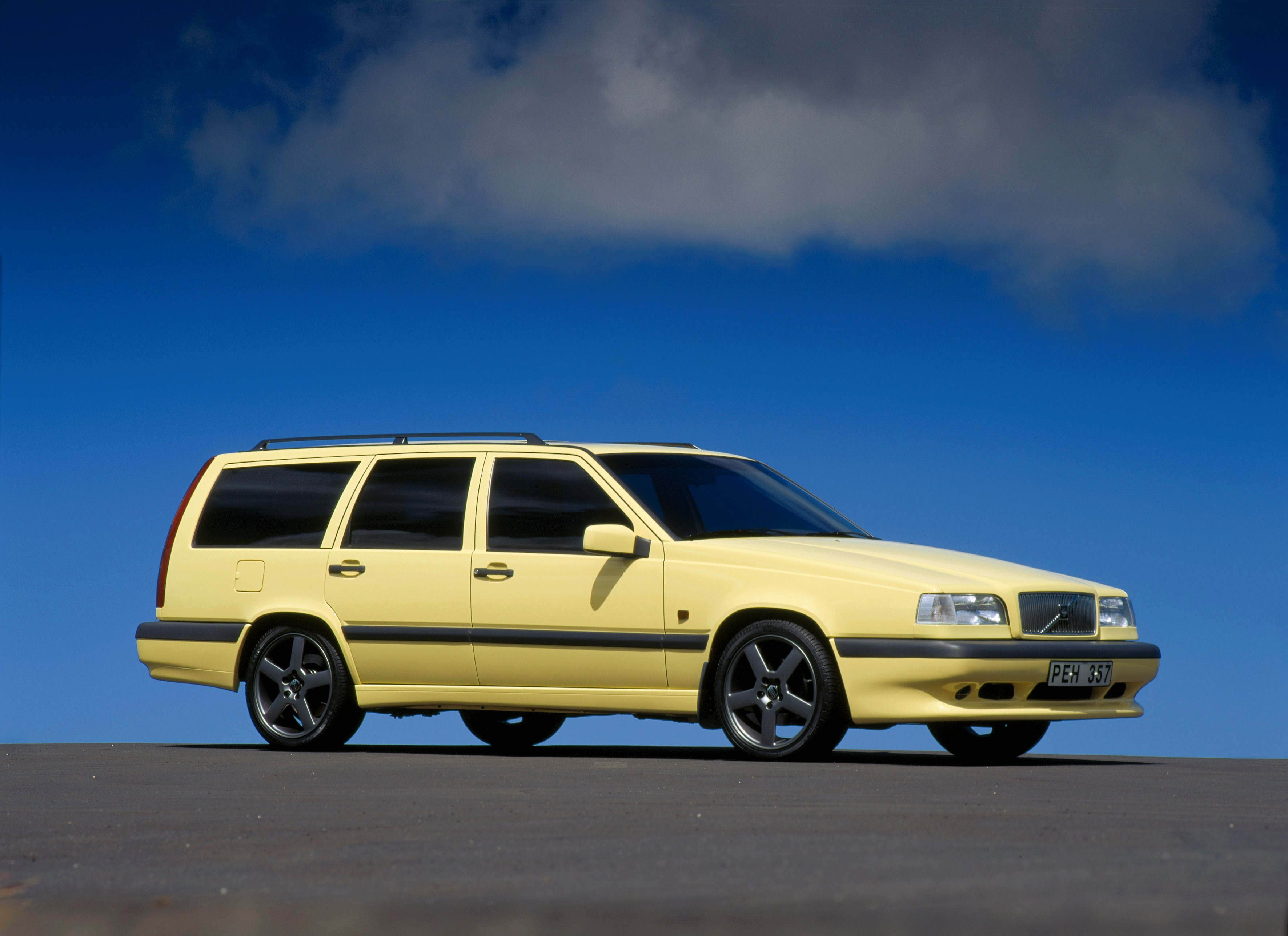 Volvo 850 T-5R zevenzitter