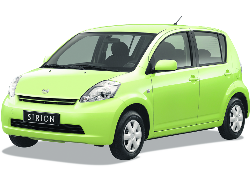Occasions: Daihatsu Sirion 2 (2005 – 2012)