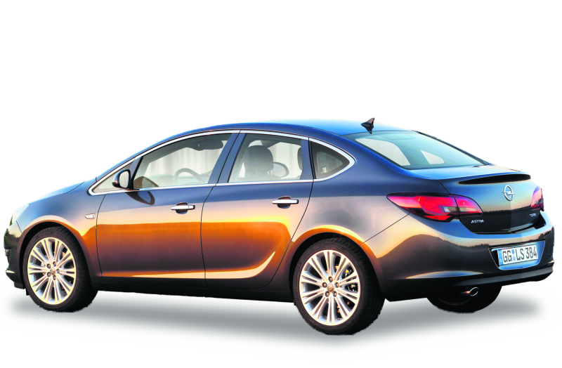 Opel Astra (2012 – 2016)