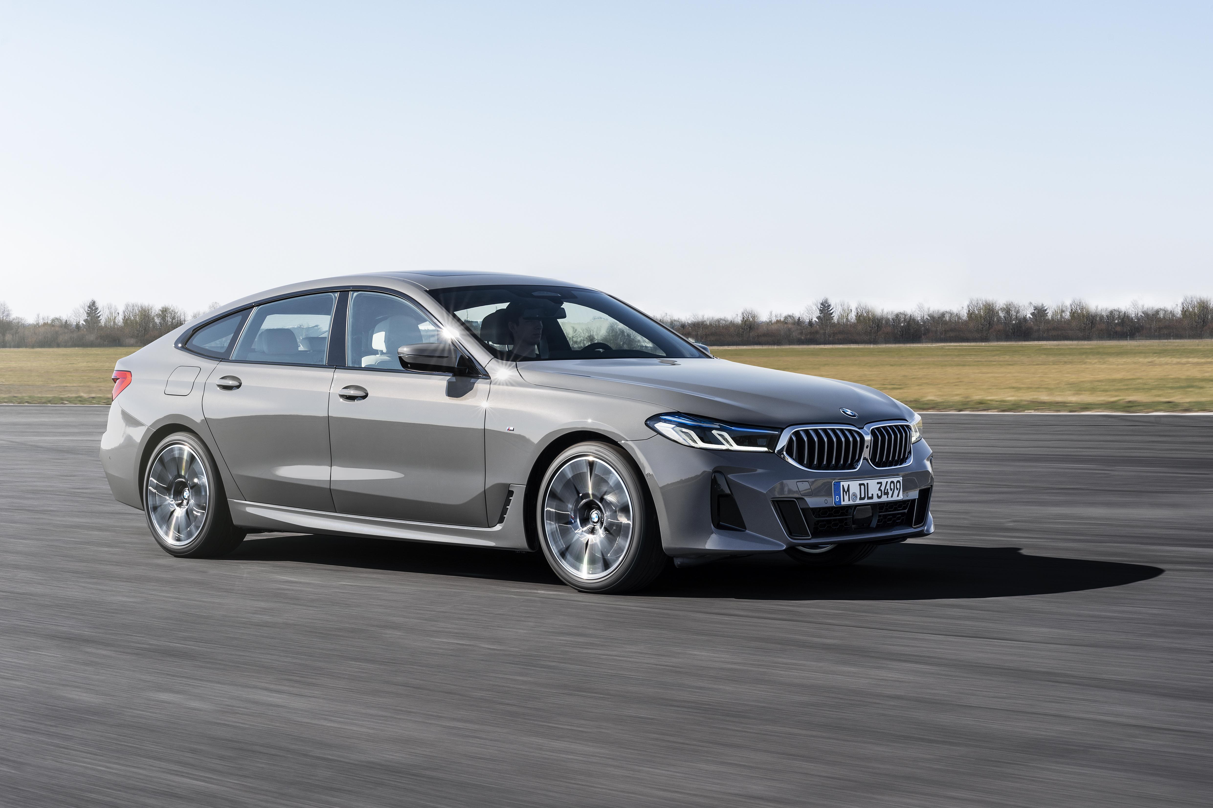 BMW 6 Serie GT