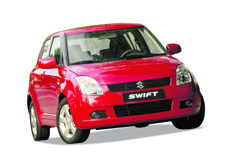 Occasions: Suzuki Swift (2005 – 2010)