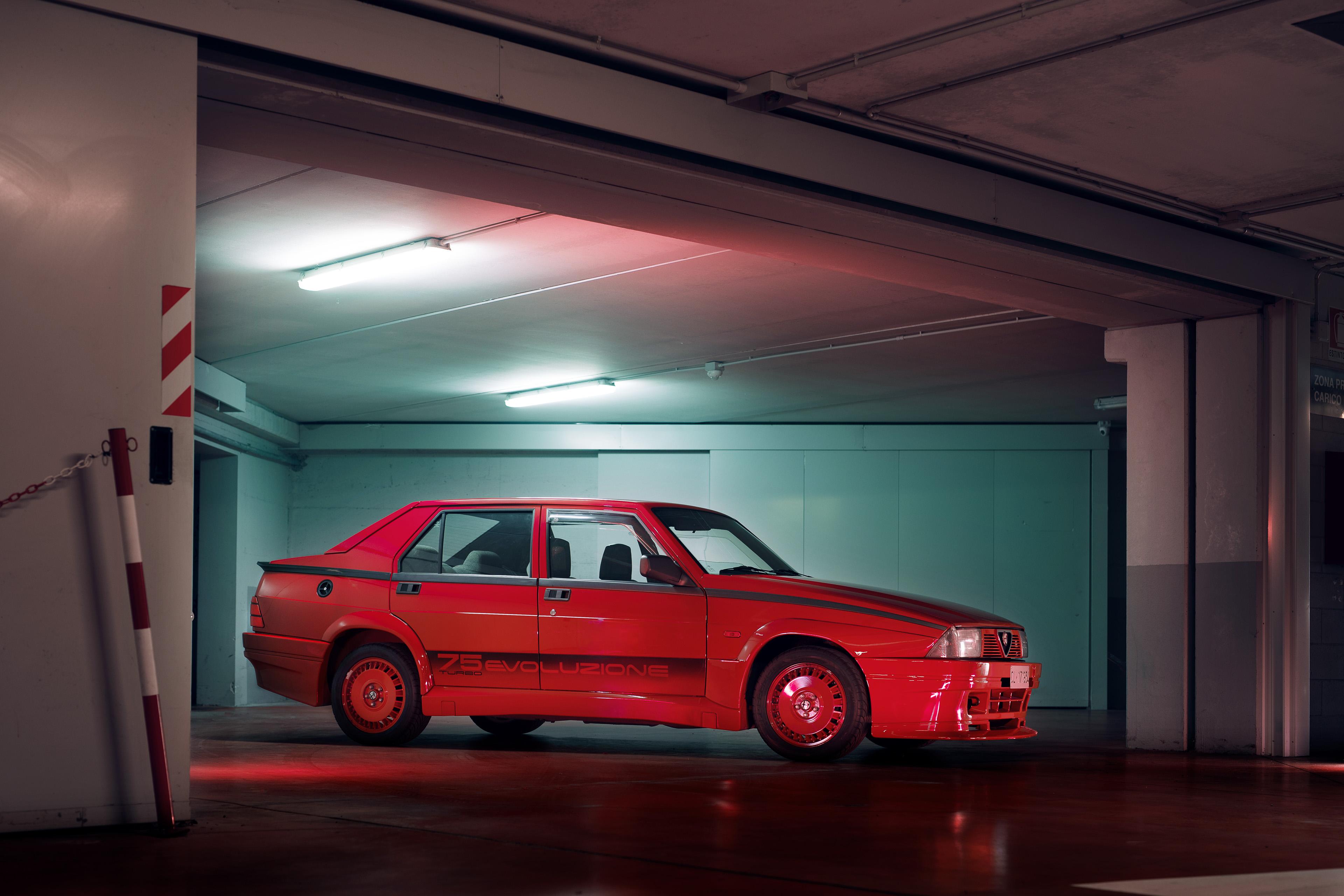 Alfa Romeo 75 Koopwijzer