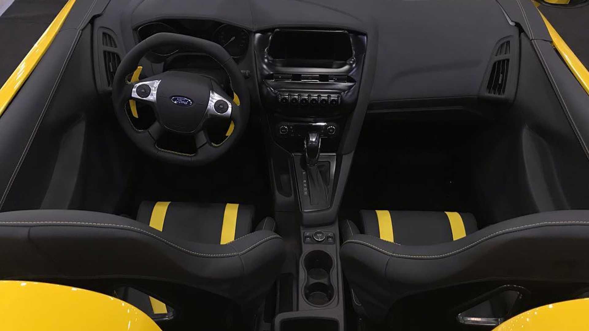 Ford Focus Speedster