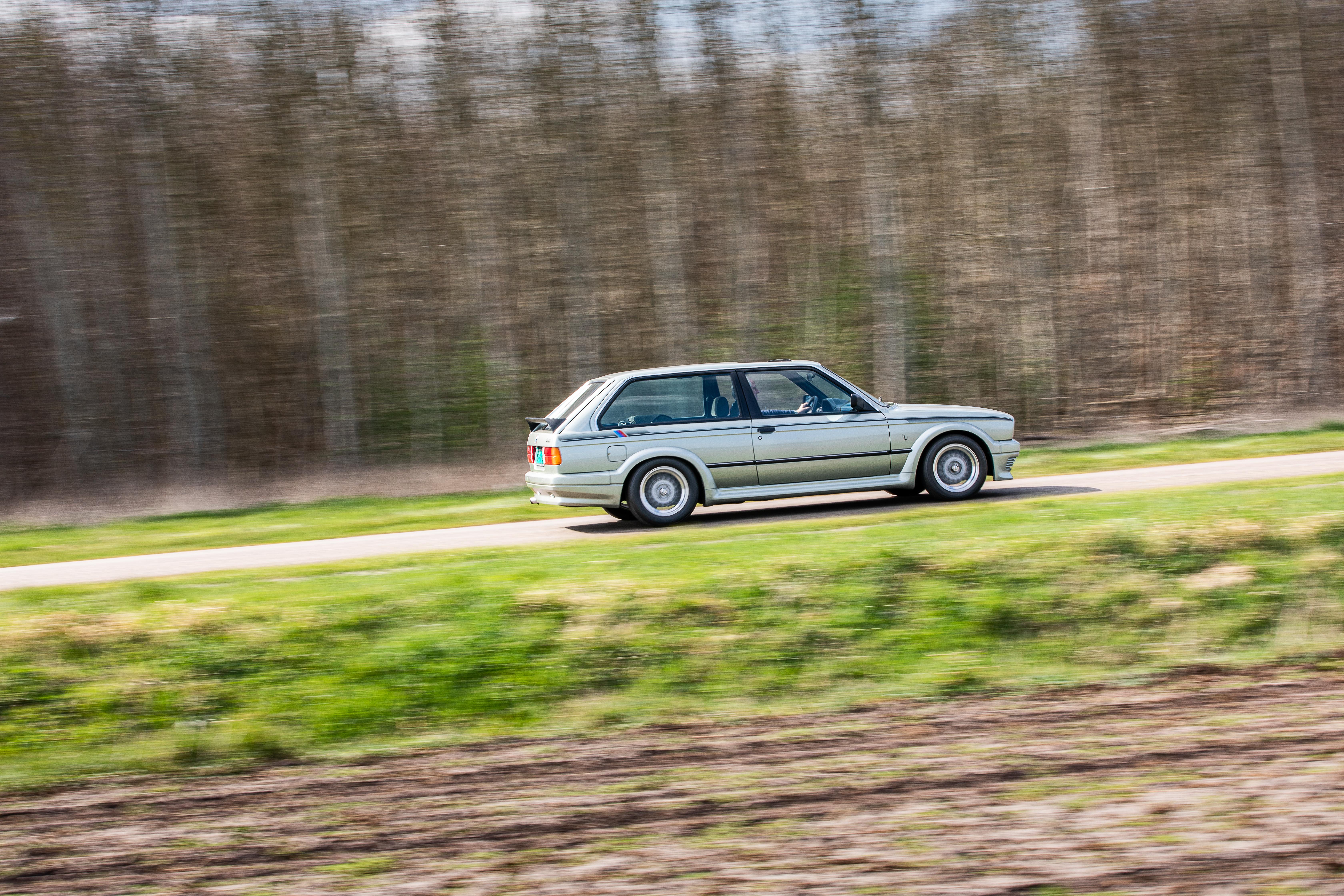 BMW 3 Touring Luchjenbroers