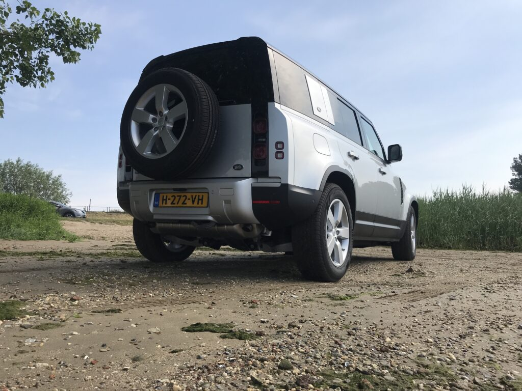 new Defender NL3