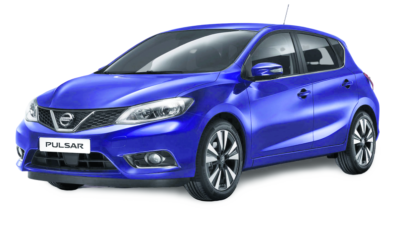 Occasions: Nissan Pulsar (2014 – 2018)