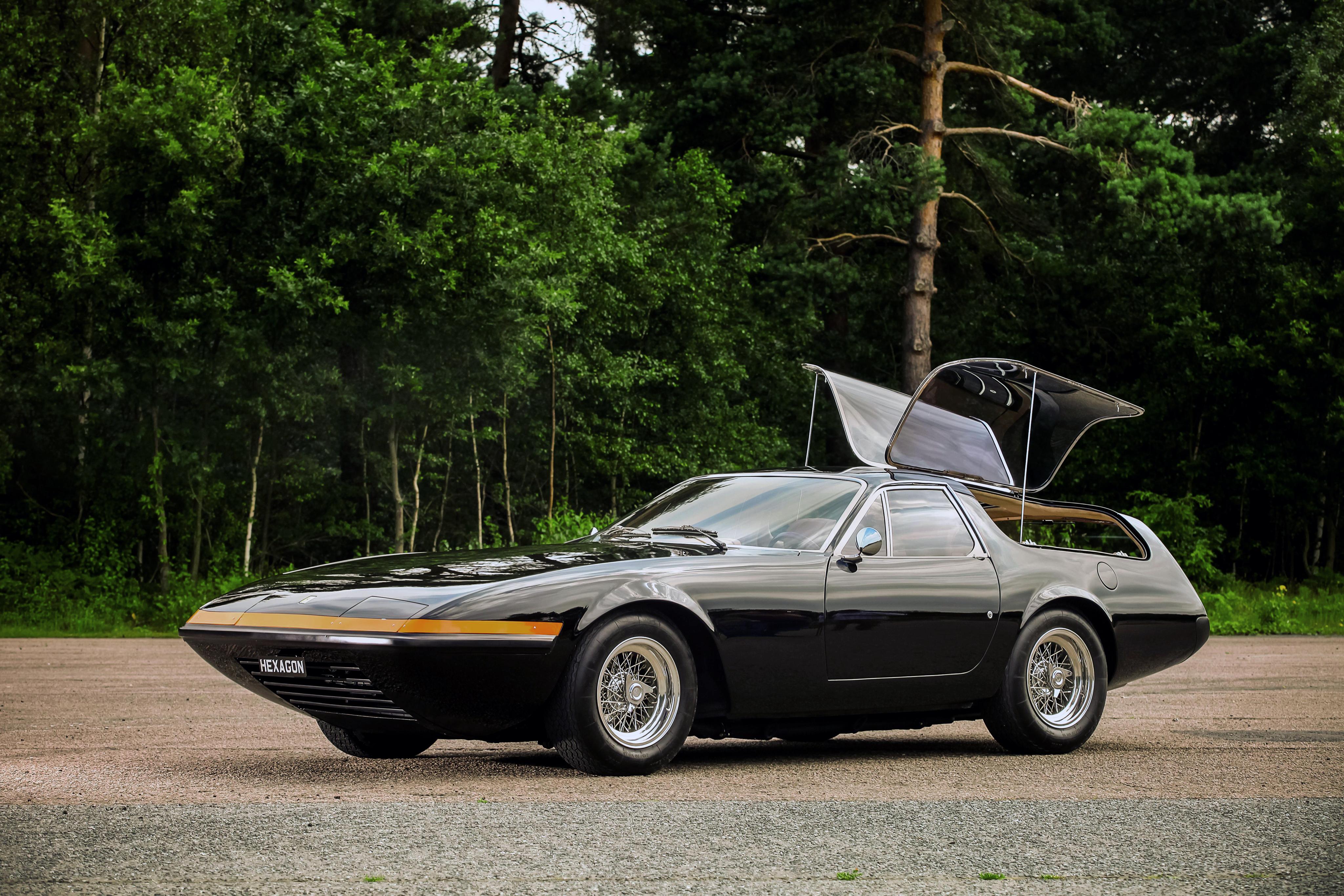 Ferrari 365 GTB 4 Panther Shooting Brake