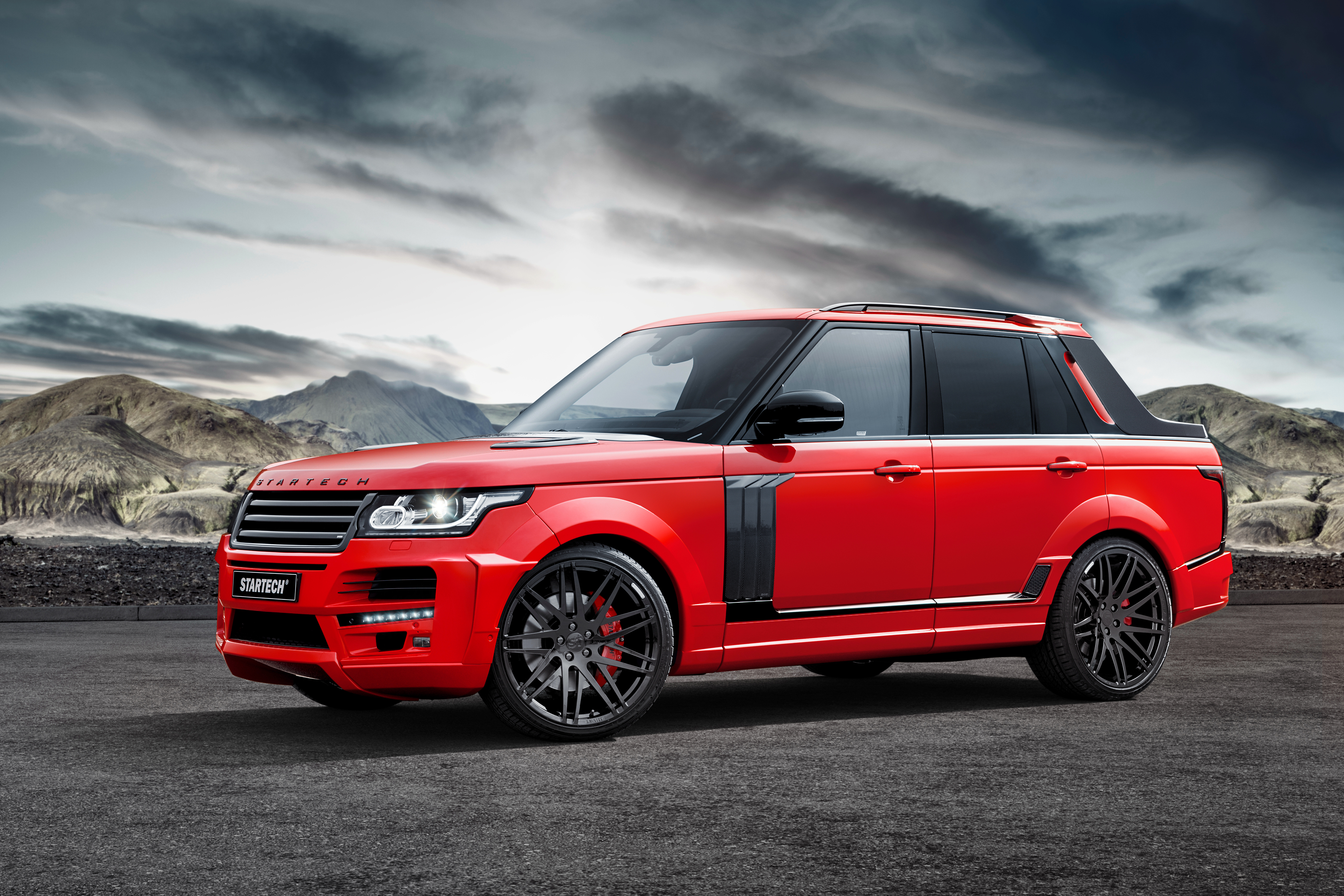 Startech Range Rover Pick-Up