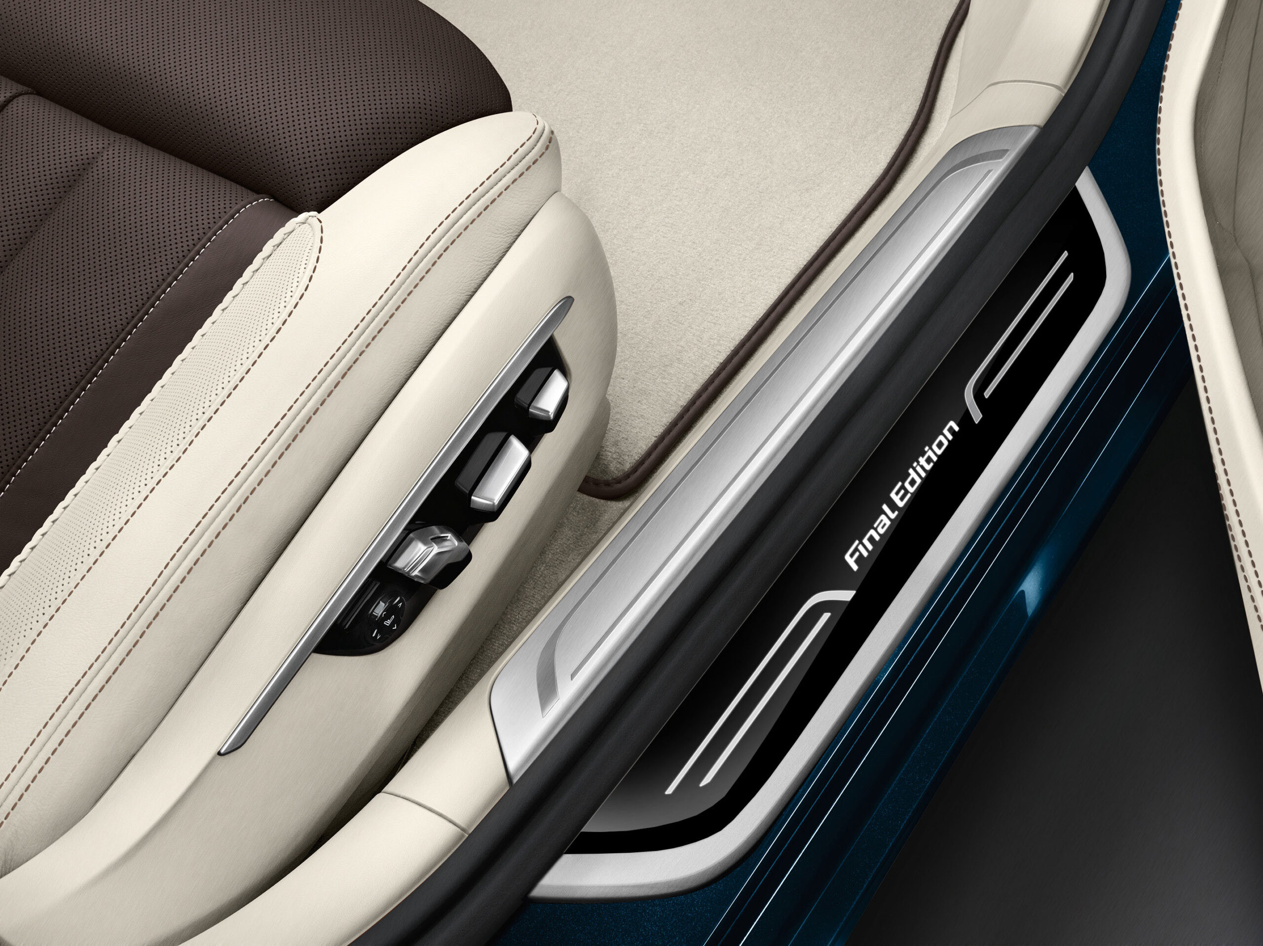 BMW X7 en X5 M50d