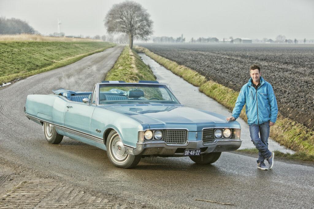 Oldsmobile Ninety Eight Convertible uit 1968