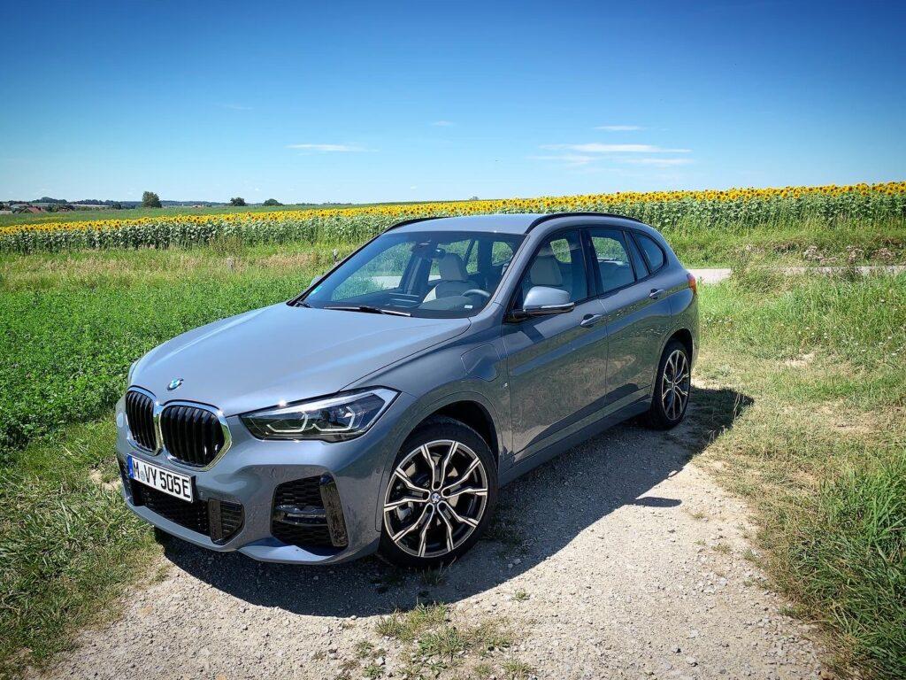 BMW X1 elektro-offensief van BMW