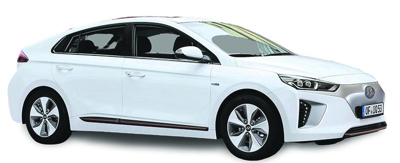 Hyundai IONIQ electric (2016 – heden)