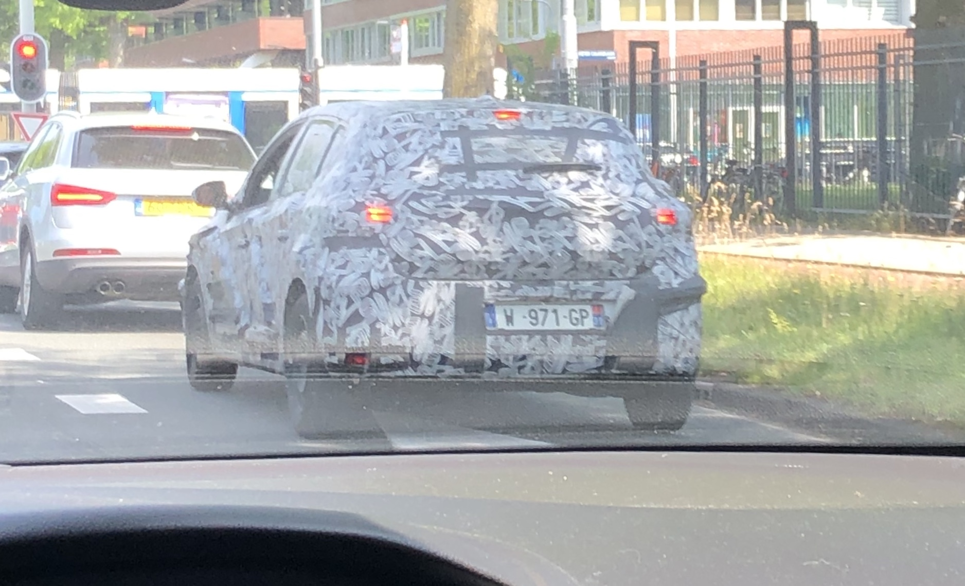Dacia Sandero Henk Schouten