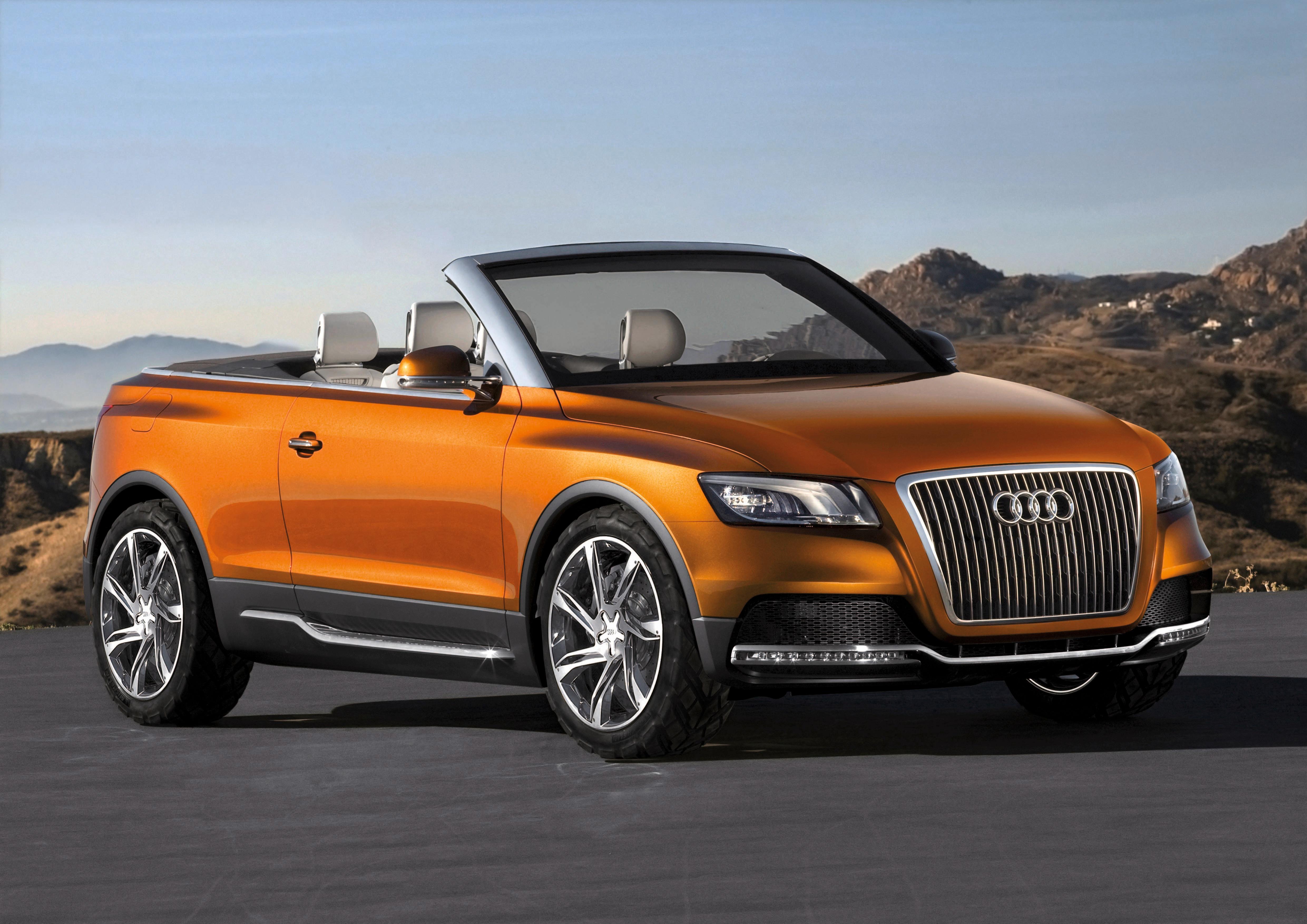 Audi q4 e-tron cabriolet