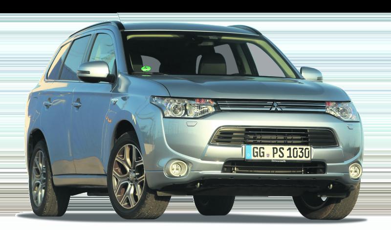 occasions: Mitsubishi Outlander PHEV (2012 – 2018)