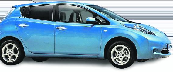 Nissan Leaf (2011 – 2018)